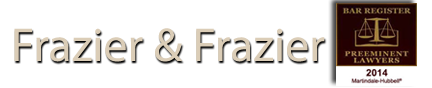 Frazier & Frazier, Attorneys at Law, P.A. logo